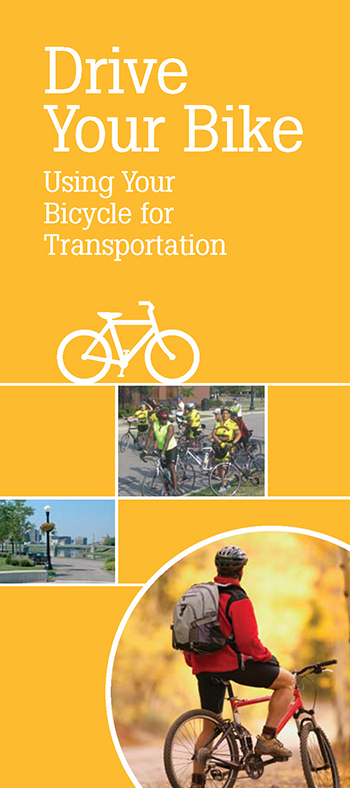 Drive Your Bike Using Your Bicycle for Transportation